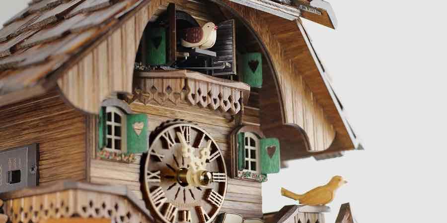 Reloj de cuco Park Eble