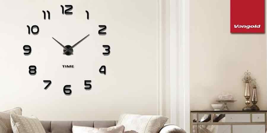 Reloj de de pared vangold