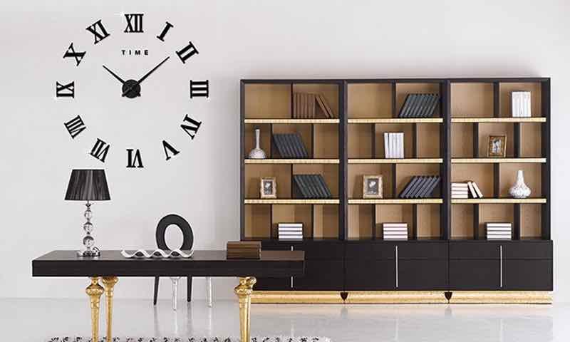 relojes de pared modernos decoración