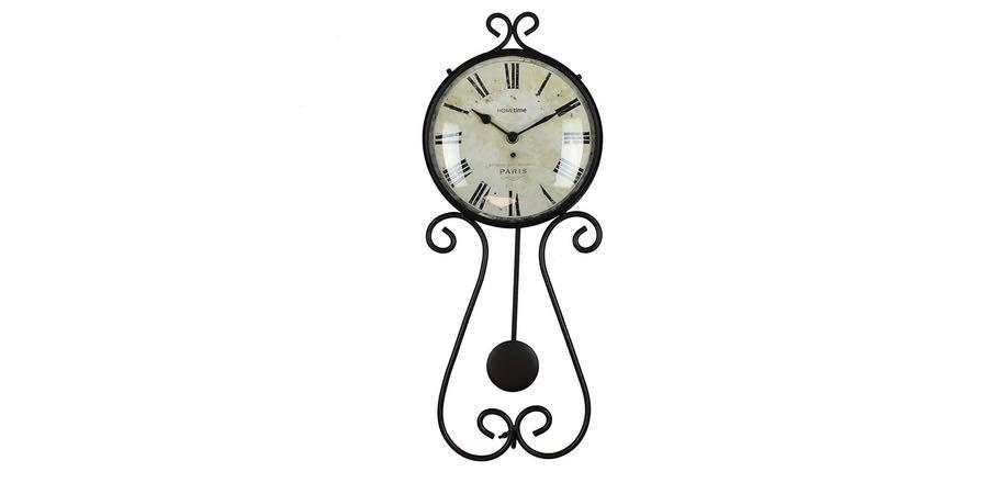 Reloj de pared con pendulo moderno