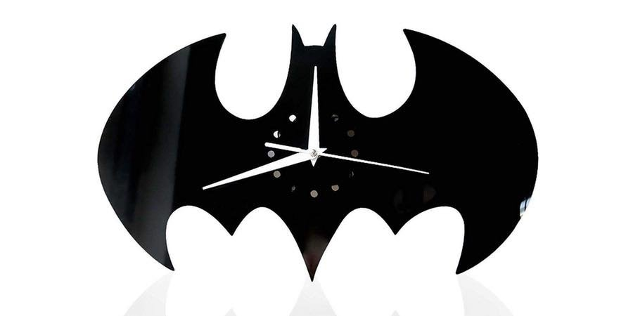 Reloj de pared batman