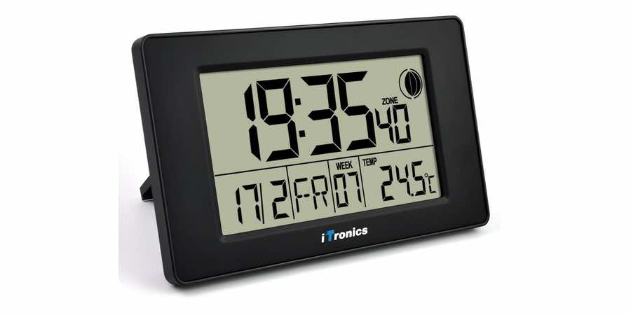 e5a1a93aaf73 ▷ Reloj de Pared Digital
