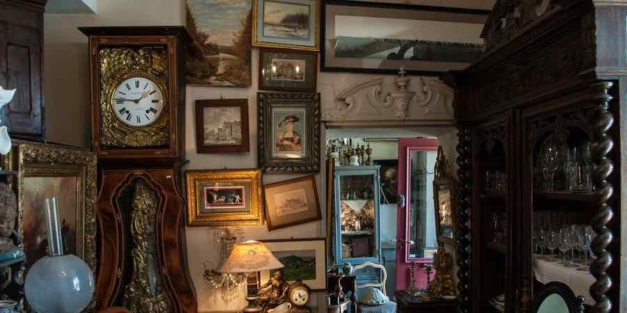 Relojes de pared antiguos y con pendulo