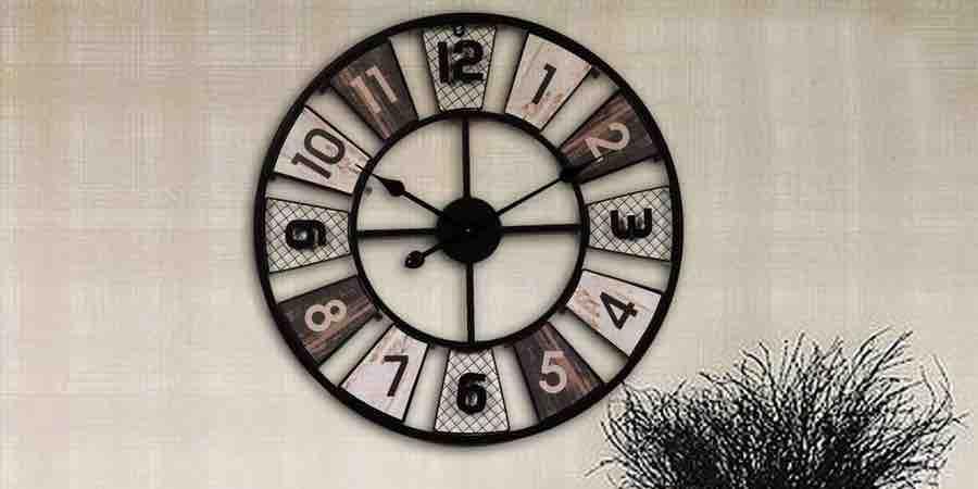 Relojes de pared modernos