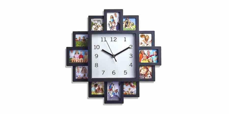 Reloj de pared fotos