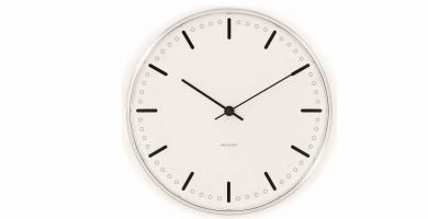 relojes en la pared Arne Jacobsen