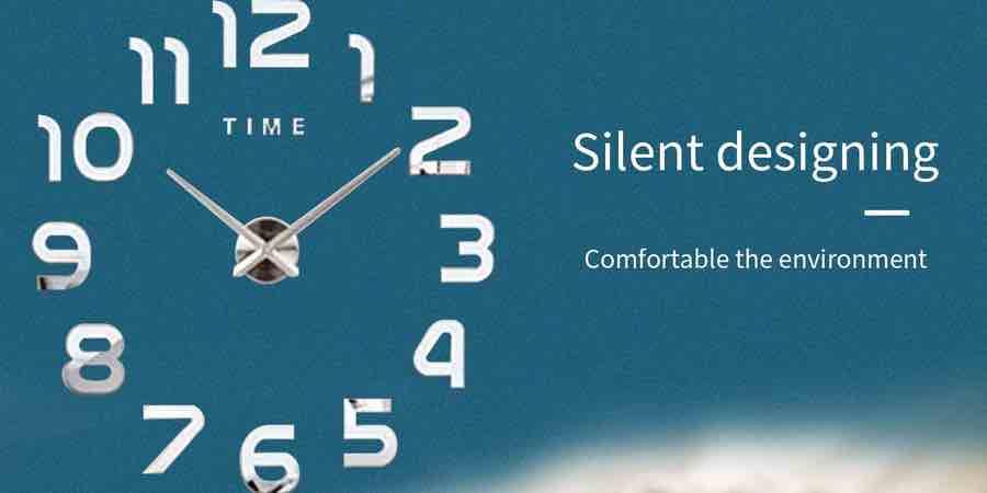 reloj de pared adhesivo, relojes de pared modernos Leroy Merlin, reloj cocina